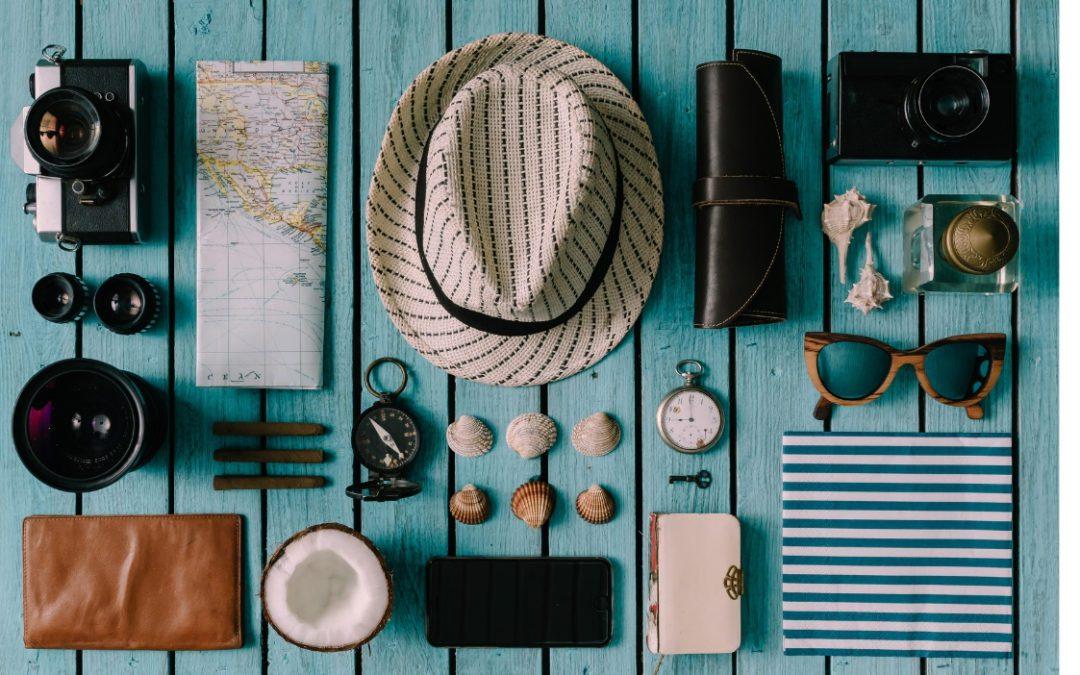 Business Trip Abroad Essentials