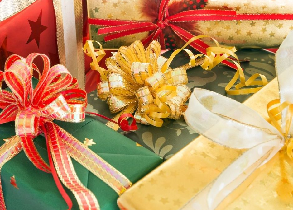 Organising & knowing what presents to buy