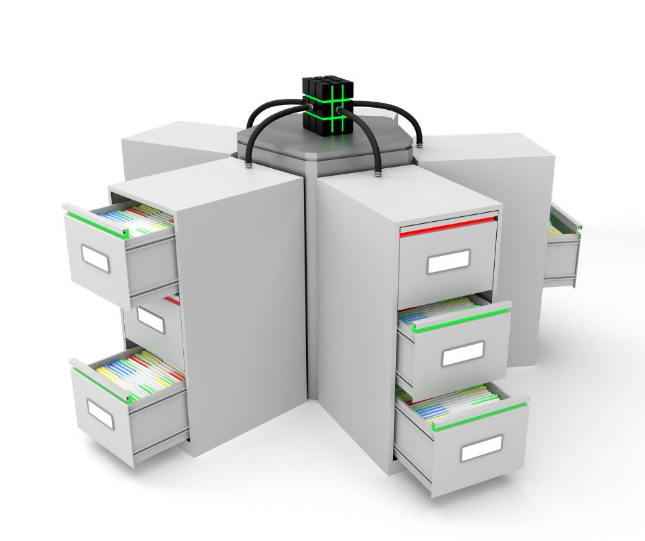 Electronic Files Organisation