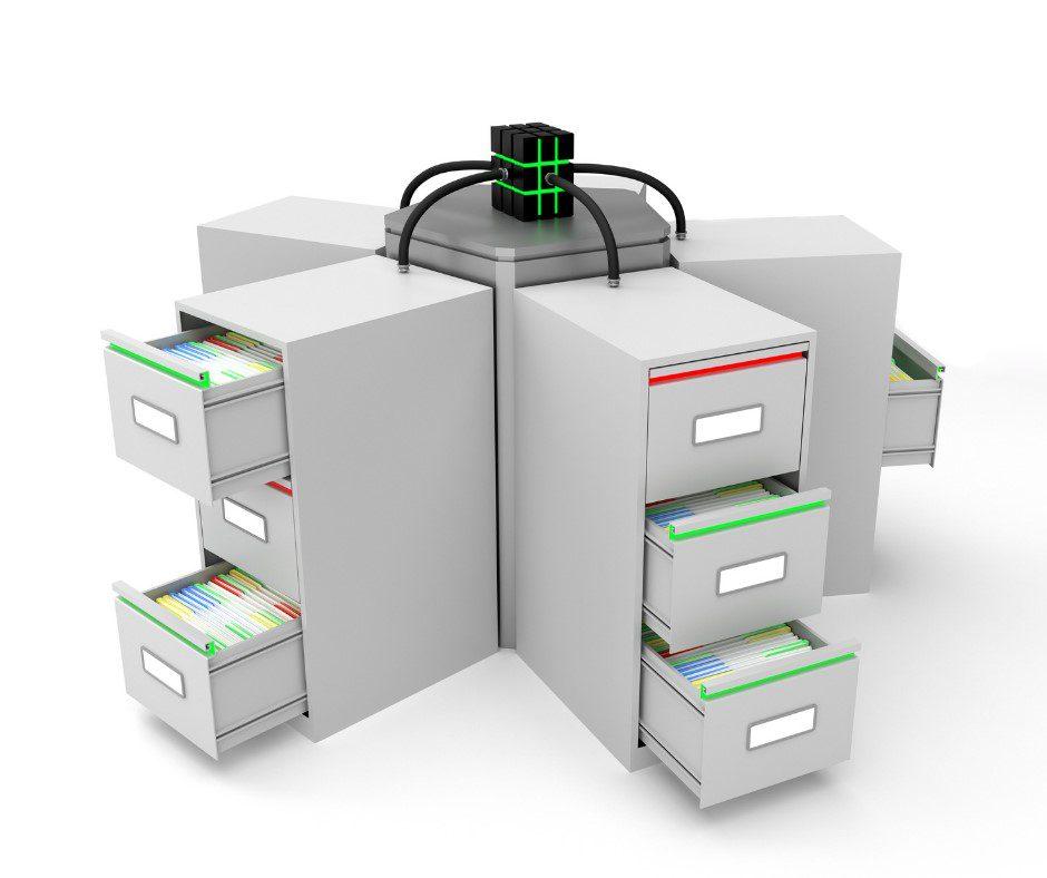 Electronic Files Organisation