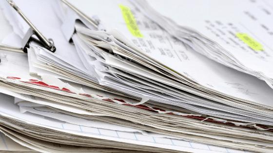 Organising Your Household Paperwork