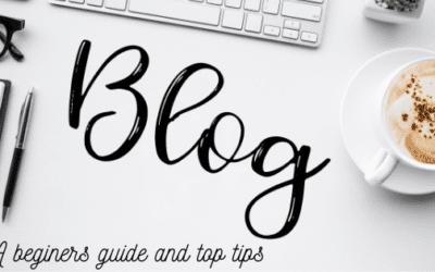 Blog writing for beginners