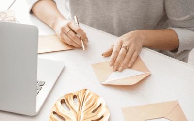 The Power of Handwritten Post
